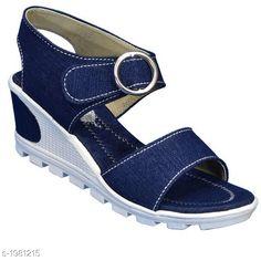Heels & Sandals Designer Trendy Women's Heel Sandal Material: Upper Material - Mesh Sole Material - TPR IND Size: IND - 4IND - 5 IND - 6 IND - 7 IND - 8IND - 9 Description: It Has 1 Pair Of Women's Heel Sandals  Country of Origin: India Sizes Available: IND-8, IND-9, IND-4, IND-5, IND-6, IND-7   Catalog Rating: ★4.2 (1796)  Catalog Name: Eva Designer Trendy Women's Heel Sandals Vol 2 CatalogID_261739 C75-SC1062 Code: 323-1981215-9921