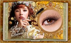 Play the Queen | マジョリカ マジョルカ