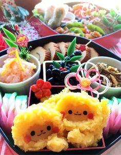 kawaii food! Visual Feasting Time!
