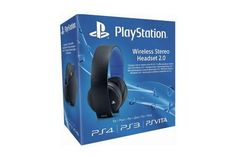 Headphones Sony Wireless Stereo 2.0 PS4 / PS3 / PSVita