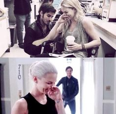 (15) Twitter - Jen's little hand covering her mouth when she laughs is so adorbs