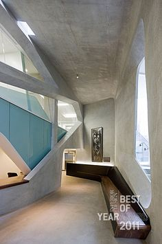 Los Angeles Museum of the Holocaust by Belzberg Architects.