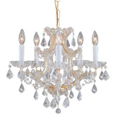 Danica Chandelier @PoshTots.. This is a must have for her room.