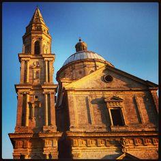 San Biagio #Montepulciano #Twilight