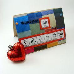 Be My Geek Valentine Card