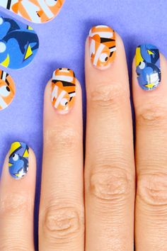 Make a Splash With the New Finding Dory Jamberry Nail Wraps | [ http://di.sn/6009B2UNv ]