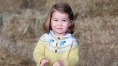 Ein Bild zum Dahinschmelzen: Am 2. Mai wird die Tochter von Kate und William ...