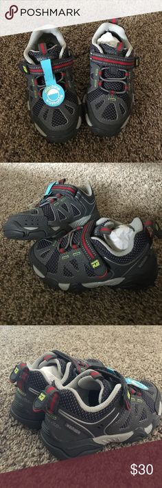 NWT boys Made 2 Play stride rite tennis shoes NWT never worn boys stride rite tennis shoes. Smoke free pet free home. Stride Rite Shoes Sneakers