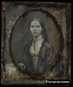 All sizes | Stylish Woman: Daguerreotype c.1850s | Flickr - Photo Sharing!