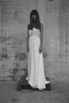 Collection robes de mariée Elise Hameau 2017