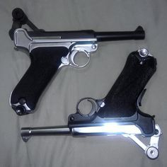 twin lugers