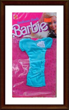 Vintage Barbie Clothes - 1980's Fashion Finds - NRFP - In Package - Lot 10 | eBay