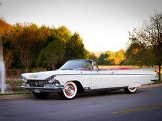 1959 Buick Electra Convertible.