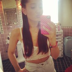 Outfit today :)  - @Ariana Grande- #webstagram