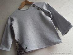 Deneb en molleton, Grains de Couture pour Enfants, Ivanne SOUFFLET, by Une Idée Derrière la Tête