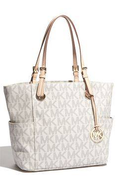 MICHAEL Michael Kors 'Signature' Tote, Liking this one!!
