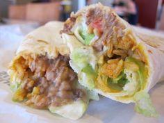 Which Chain Makes the Best Veggie Burrito?