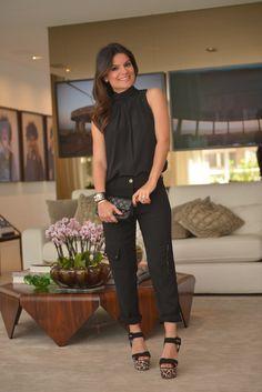O estilo da... Sophia Alckmin - Claudia BartelleClaudia Bartelle