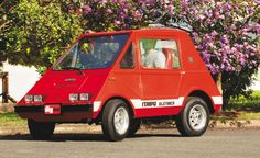 Brazil's 1st electric car - 1975 GURGEL ITAIPU