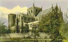 Ripon Cathedral England - Jonathan Jennings - View media - Ancestry.com