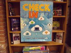 Teen Tech Week Book Display