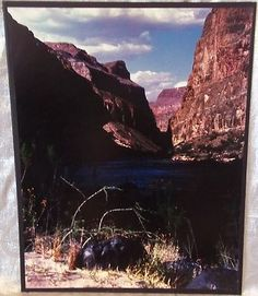 16 x 20 Mounted Original Color Photograph Lake Mead for Interier Walls | eBay