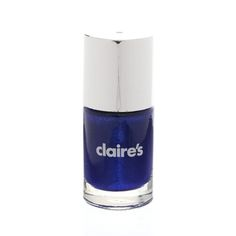 Metallic Royal Blue Nail Polish