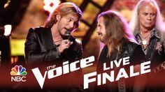 """The Voice 2014 Finale - Lynyrd Skynyrd and Craig Wayne Boyd: """"Sweet Home..."""