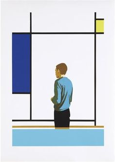 View Mondrian by Tim Eitel on artnet. Browse upcoming and past auction lots by Tim Eitel. Edward Hopper, Computer Art, Mondrian, Postmodernism, 2 Colours, Contemporary Art, Auction, Photoshop, Color 2