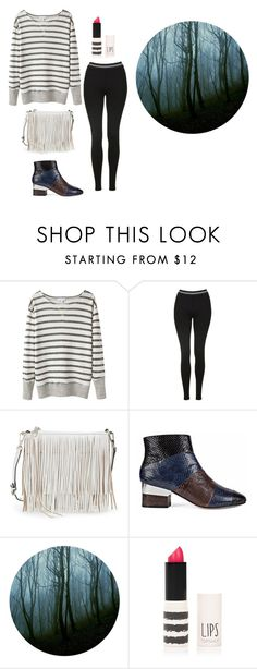 """Untitled #12296"" by jayda365 ❤ liked on Polyvore featuring Steven Alan, Topshop, Rebecca Minkoff and Isa Tapia"