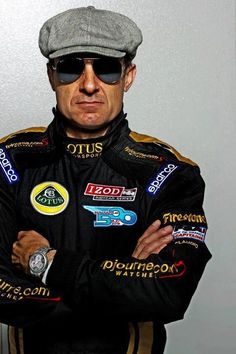 Jean Alesi; French\Italian.