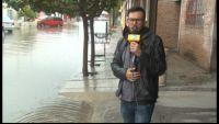 Colonias inundadas en la Laguna