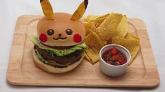 Japan already has loads of Pikachu- and Pokémon-themed products, whether that's soft drinks, candy, or even curry. But typically, those simply have a Pocket Monster slapped on the labelling. The official Pikachu Cafe is a tad different.