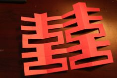 DIY: Double Happiness Chinese Paper-cutting