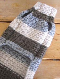Cane maglione-mano maglia sweater dog tutti di CouchPotatoDogKnits