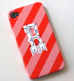 iphone 4 case with monogram