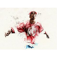 2pac - Official Limited Edition Illustration