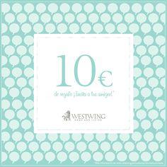 10€ de regalo ¡Invita a tus amigos! Más información en https://www.westwing.es/customer/invitation/create/ #Westwing #decoración