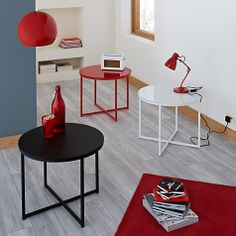 £19 Buy House by John Lewis Skip Round Side Table Online at johnlewis.com