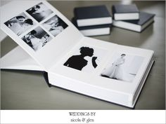 Queensberry Wedding Album | Classic Matted | Photography by Weddings By Nicola & Glen - UK