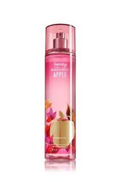 Bath & Body Works Honey Autumn Apple Fragrance Mist - Fall Special by Bath & Body Works