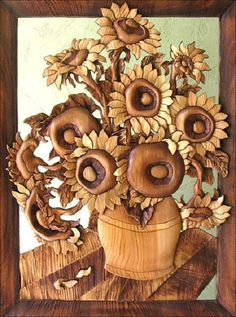 1000 Images About Wood Intarsia Artworks On Pinterest