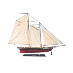 Found it at Wayfair - America Limited Model Yacht