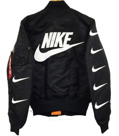 Nike Bomber Jacket Black