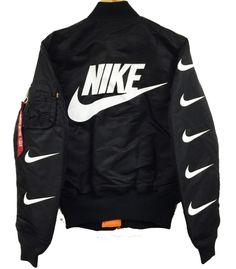 Nike Bomber Jacket Black