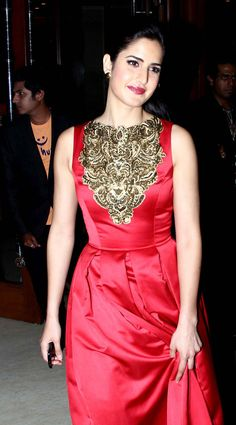 Katrina Kaif at the L'Oreal Paris Femina Women Awards 2014.