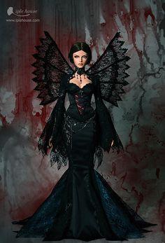 Queen Dress set_Special Halloween outfit
