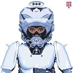 [OC] Mad Capsule Market - Pixel Art by Valenberg http://ift.tt/2ibPKSX