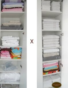Trendy Home Organization Diy Clutter Closet Ideas Room Interior, Interior Design Living Room, Linen Cupboard, Ideas Hogar, Personal Organizer, Trendy Home, Home Hacks, Closet Organization, Getting Organized