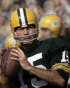 Bart Starr, Green Bay Packers, Happy Birthday 1/9/1934